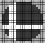 Alpha pattern #37804