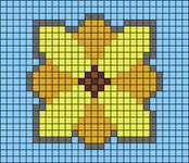 Alpha pattern #37819