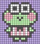 Alpha pattern #37836