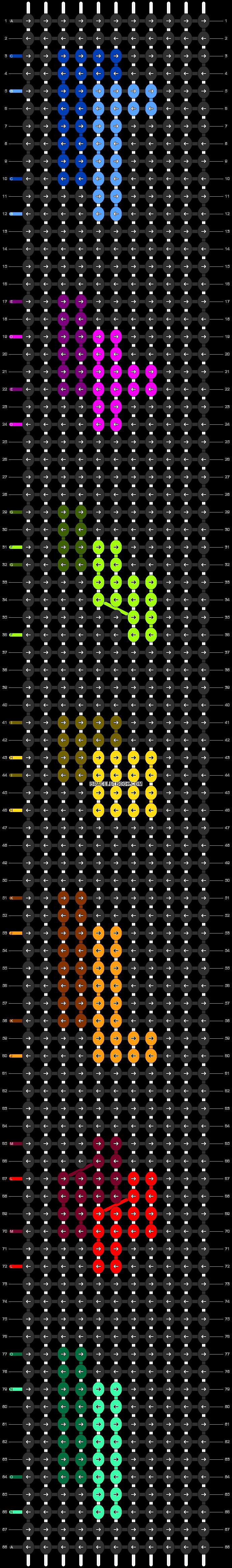 Alpha pattern #37837 pattern