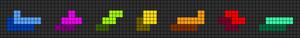 Alpha pattern #37837