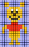 Alpha pattern #37843
