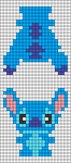 Alpha pattern #37852