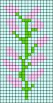 Alpha pattern #37864