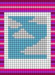 Alpha pattern #37874