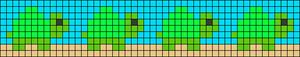 Alpha pattern #37875