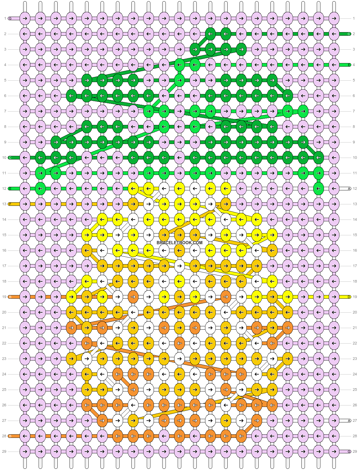 Alpha pattern #37883 pattern