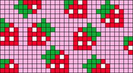 Alpha pattern #37884