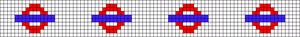 Alpha pattern #37890