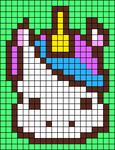 Alpha pattern #37904