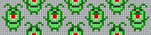 Alpha pattern #37909