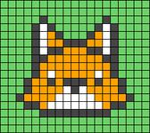Alpha pattern #37916