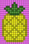 Alpha pattern #37924