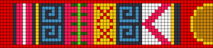 Alpha pattern #37930