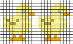 Alpha pattern #37937