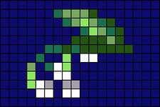 Alpha pattern #37940