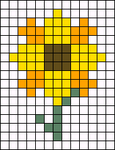 Alpha pattern #37951