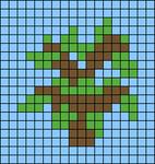 Alpha pattern #37957