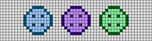 Alpha pattern #37968