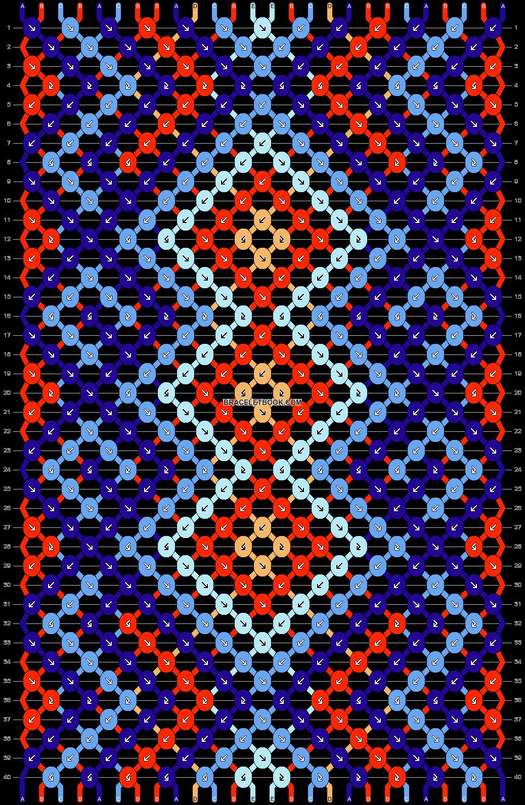 Normal pattern #38009 pattern