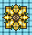 Alpha pattern #38010