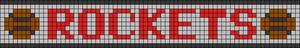 Alpha pattern #38013