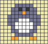 Alpha pattern #38017
