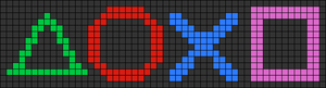 Alpha pattern #38021