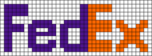 Alpha pattern #38024