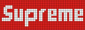 Alpha pattern #38027