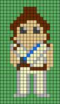 Alpha pattern #38046