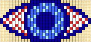 Alpha pattern #38049