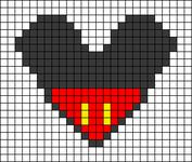 Alpha pattern #38051