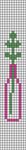 Alpha pattern #38053