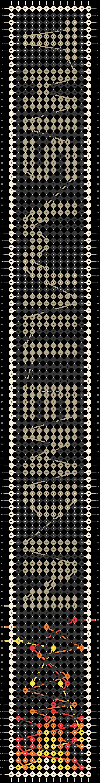 Alpha pattern #38059 pattern