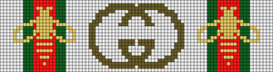 Alpha pattern #38068