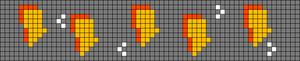 Alpha pattern #38086