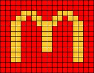 Alpha pattern #38098
