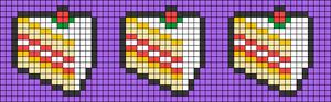 Alpha pattern #38100