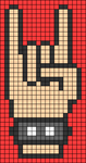 Alpha pattern #38125