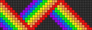 Alpha pattern #38140