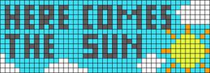Alpha pattern #38151