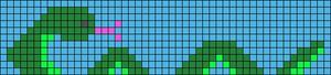 Alpha pattern #38162