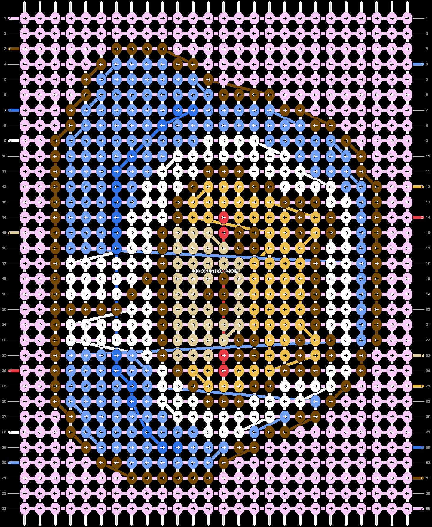 Alpha pattern #38169 pattern