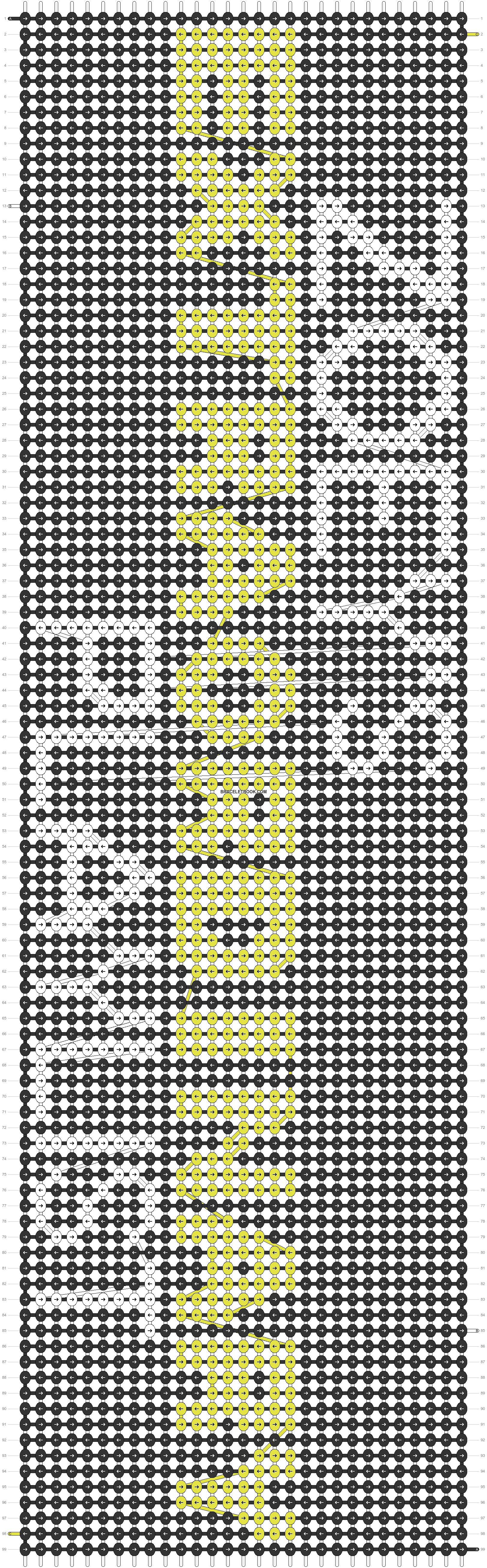 Alpha pattern #38171 pattern