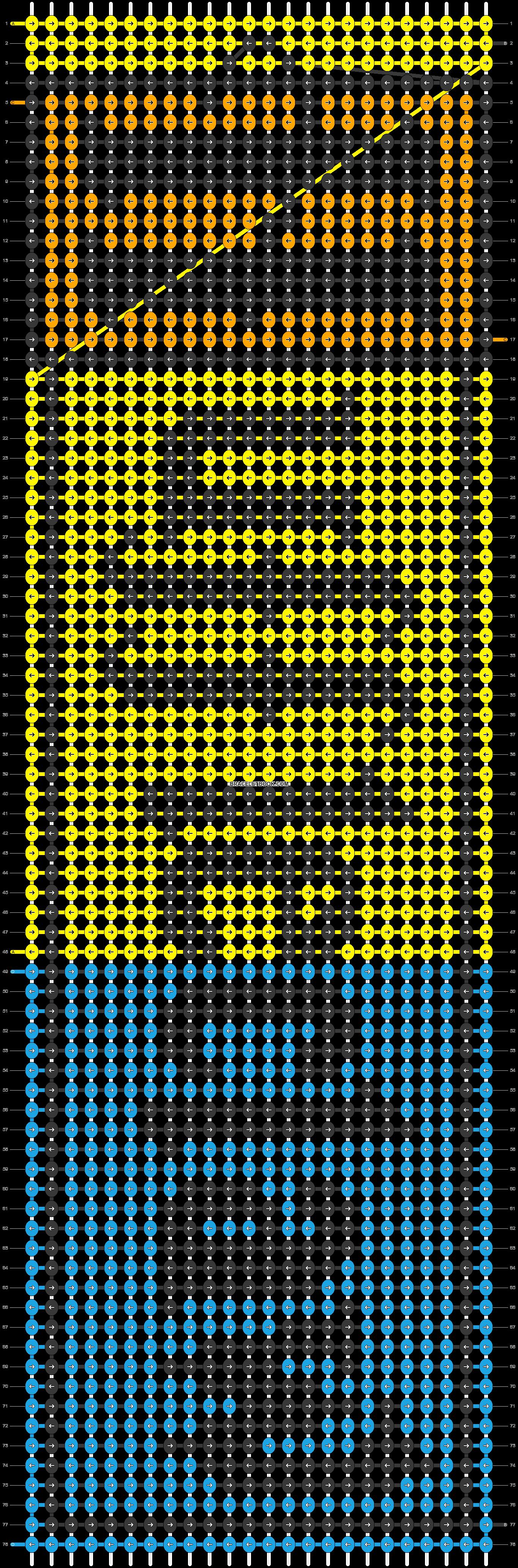 Alpha pattern #38174 pattern