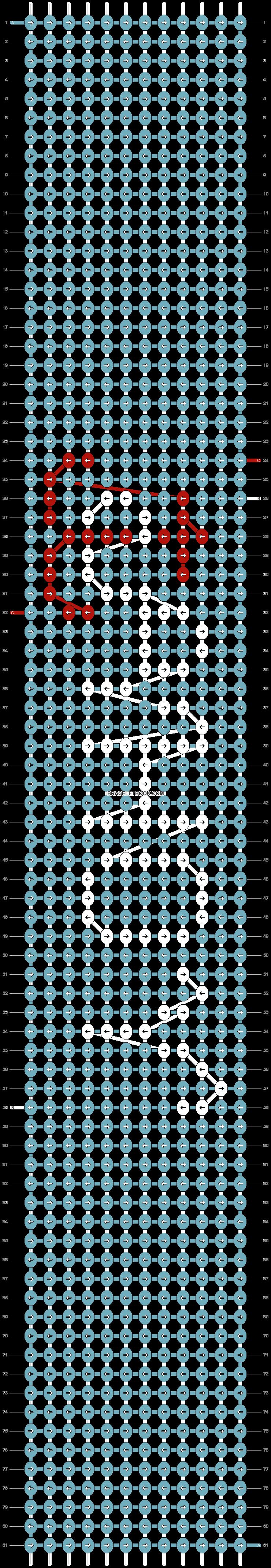 Alpha pattern #38175 pattern
