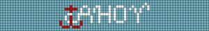Alpha pattern #38175