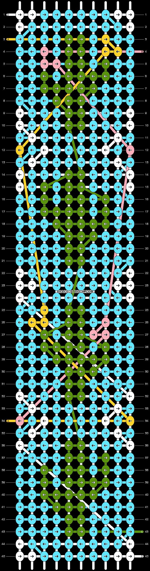 Alpha pattern #38179 pattern