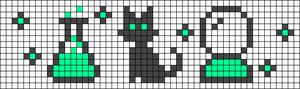 Alpha pattern #38200